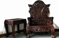 土豪家中四百万的红木家具被小偷六次盗走