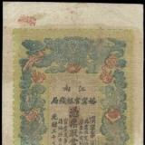 清代江南裕宁官银钱局徐州分局及其发行的纸币