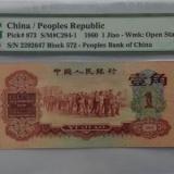 第三套人民币中值得收藏的纸币