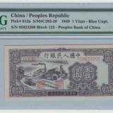 PMG详解纸币评级专业术语