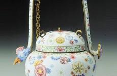 清雍正乾隆珐琅彩瓷器价格及图片