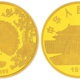 2016年8月现代金银纪念币价格参考