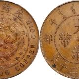2018年4月香港机制币拍卖成交价格播报