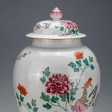 清宫粉彩瓷器欣赏