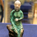 南京博物馆收藏民国粉彩瓷器欣赏