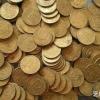 1993年和2001年的梅花五角硬币,目前的市场价是多少