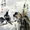 岭南三杰:高剑父、高奇峰、陈树人