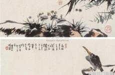 潘天寿作品欣赏