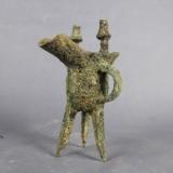青铜器爵炉鼎壶
