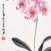 当代著名的花卉画家萧淑芳作品欣赏
