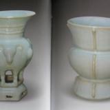 复活800年前的瓷器,汝瓷天青釉