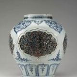中国红:世界各大博物馆釉里红瓷器精品汇集!