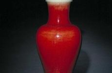 单色釉探微——绚丽的郎窑红和优雅的胭脂红