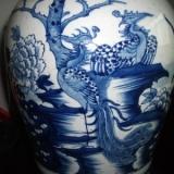 广州蓝釉盛名,原来是因为一个姑娘得来的