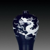各类蓝釉瓷器的介绍