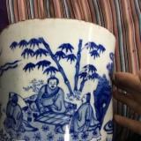 明代崇祯时期的青花瓷器的显著特征