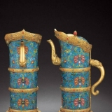 景泰蓝瓷器,从宫廷走向民间