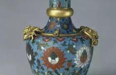 元明清时期掐丝珐琅工艺的历史发展