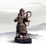 明代木雕及金铜佛像及价格估计