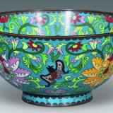 珐琅彩瓷器的仿制史