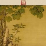 清中期宫廷与扬州画派中的绘画艺术特征风格