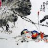 中国近现代最牛十位的画家