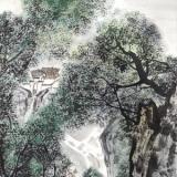 刘宝纯及山水画作品欣赏