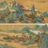 中国画各大画派及代表人物