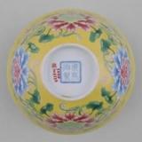 清珐琅彩瓷器及特征