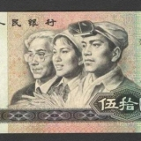 人民币币王汇总及最新价格