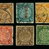 海关大龙邮票
