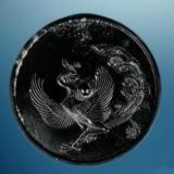 汉代朱雀纹铜镜鉴定