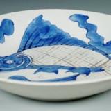 民国青花鱼纹盘是否具有收藏价值