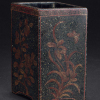 螺钿漆器鉴定及其与错金银工艺品的简单分辨
