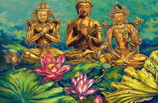 走近唐卡,感受藏传佛教文化