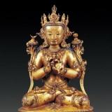 清代藏传佛教造像特征及价格