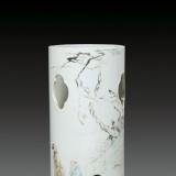 清代浅绛彩瓷器的鉴别收藏