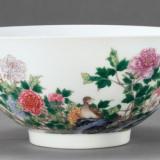 清粉彩瓷器的特色与收藏价值