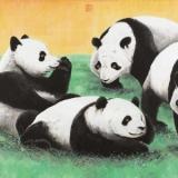 刘中画作欣赏及其艺术价值