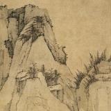 弘仁山水画欣赏及其价值