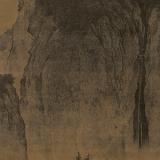 北宋范宽山水画欣赏