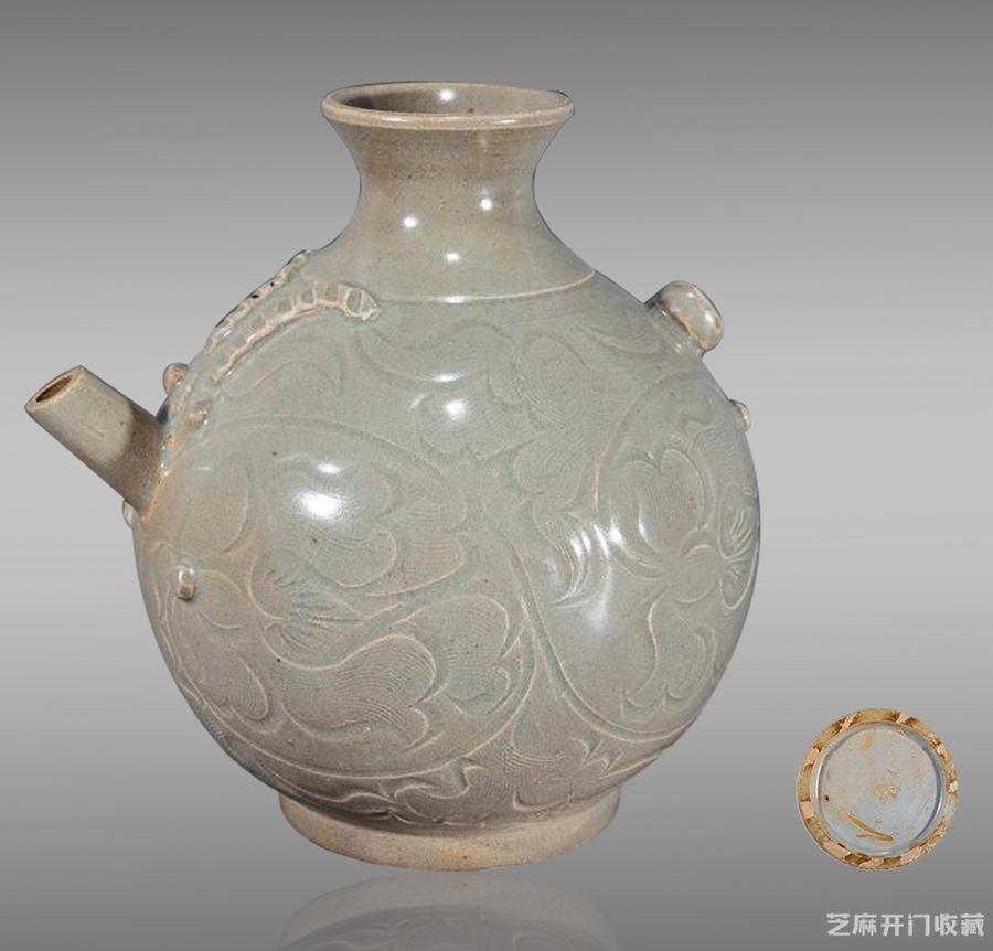 牡丹纹瓷器的发展与收藏价值