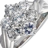 铂金戒指价格多少钱 和白金钻石的区别有哪些