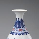 青花釉里红瓷器的收藏价值有多大