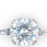 一克拉钻石戒指价格贵吗
