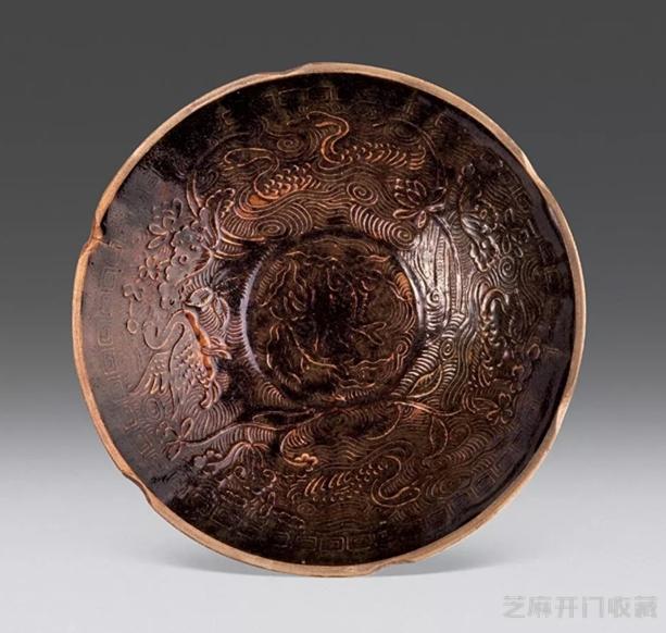 黑釉定窑瓷器真品值千万 鉴定主要看瓷胎白不白
