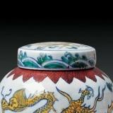 道光民窑老瓷加新彩或成瓷器造假主要方式