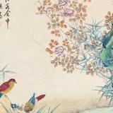 花鸟画图片的基本画法