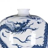 梅瓶是一种什么样的瓷器 收藏价值怎么样