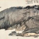 绘制泼墨山水画会使用到哪些技法